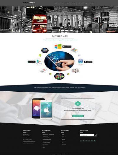 zj web - app development